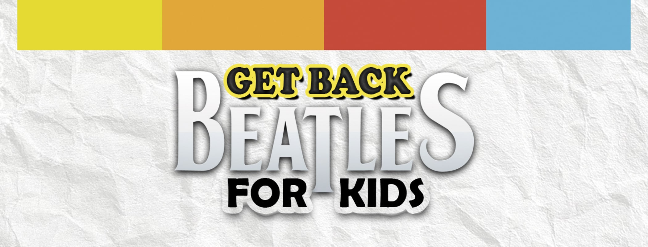 Contratar Tributo Get Back Beatles For Kids